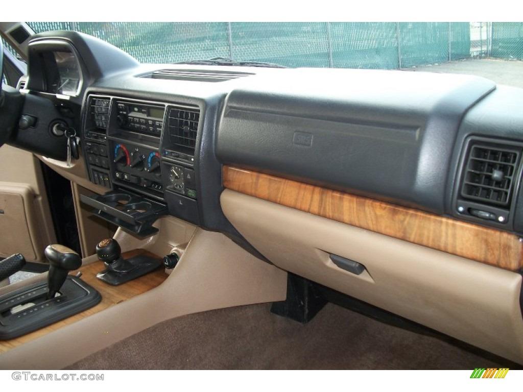 1995 land rover range rover county classic dashboard - Range rover classic interior parts ...