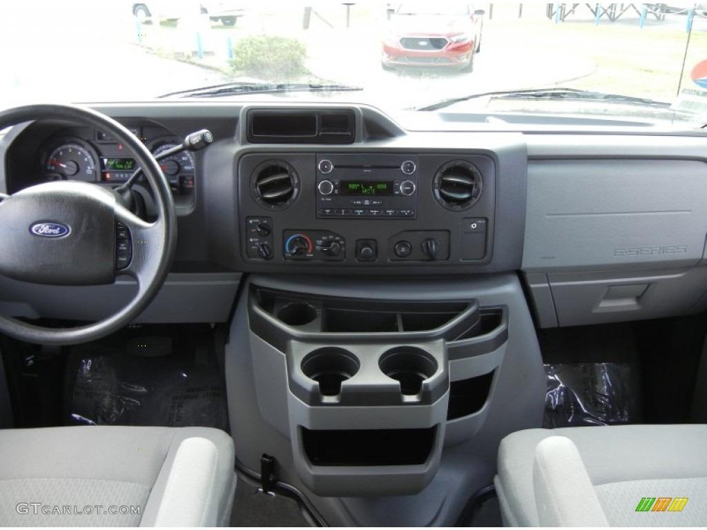 2012 Ford E Series Van E350 Xlt Passenger Medium Flint