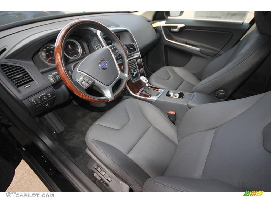 Off Black Interior 2013 Volvo Xc60 3 2 Photo 68717912