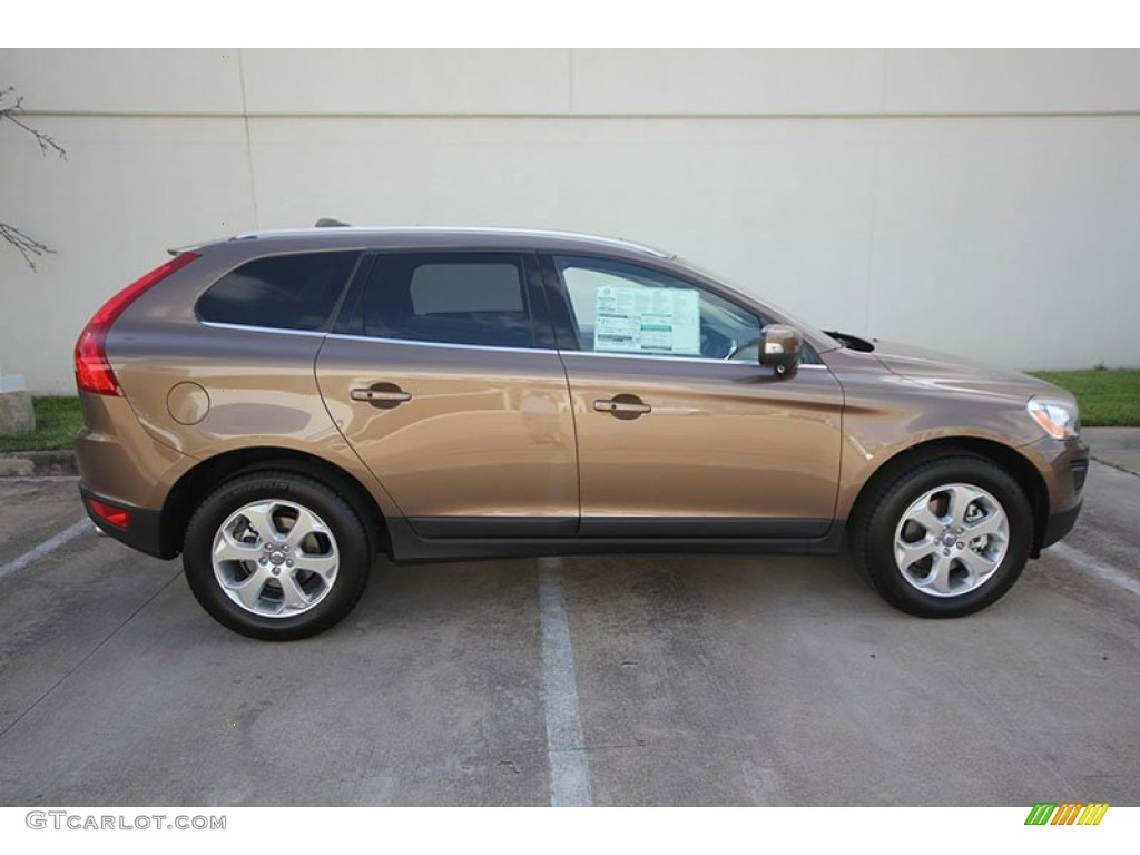 Terra Bronze Metallic 2013 Volvo Xc60 3 2 Exterior Photo