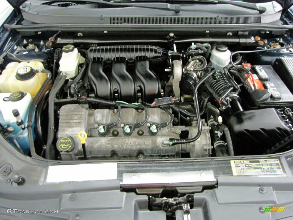 2005    Ford       Five       Hundred    SEL 30L DOHC 24V Duratec V6    Engine