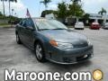 Storm Gray 2006 Saturn ION 3 Quad Coupe
