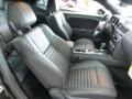 Dark Slate Gray Front Seat Photo for 2012 Dodge Challenger #68739424