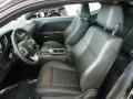 Dark Slate Gray Front Seat Photo for 2012 Dodge Challenger #68739457
