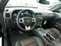 Dark Slate Gray Dashboard Photo for 2012 Dodge Challenger #68739475