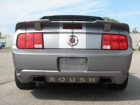 2007 ford mustang roush stage 3 coupe data info and specs. Black Bedroom Furniture Sets. Home Design Ideas