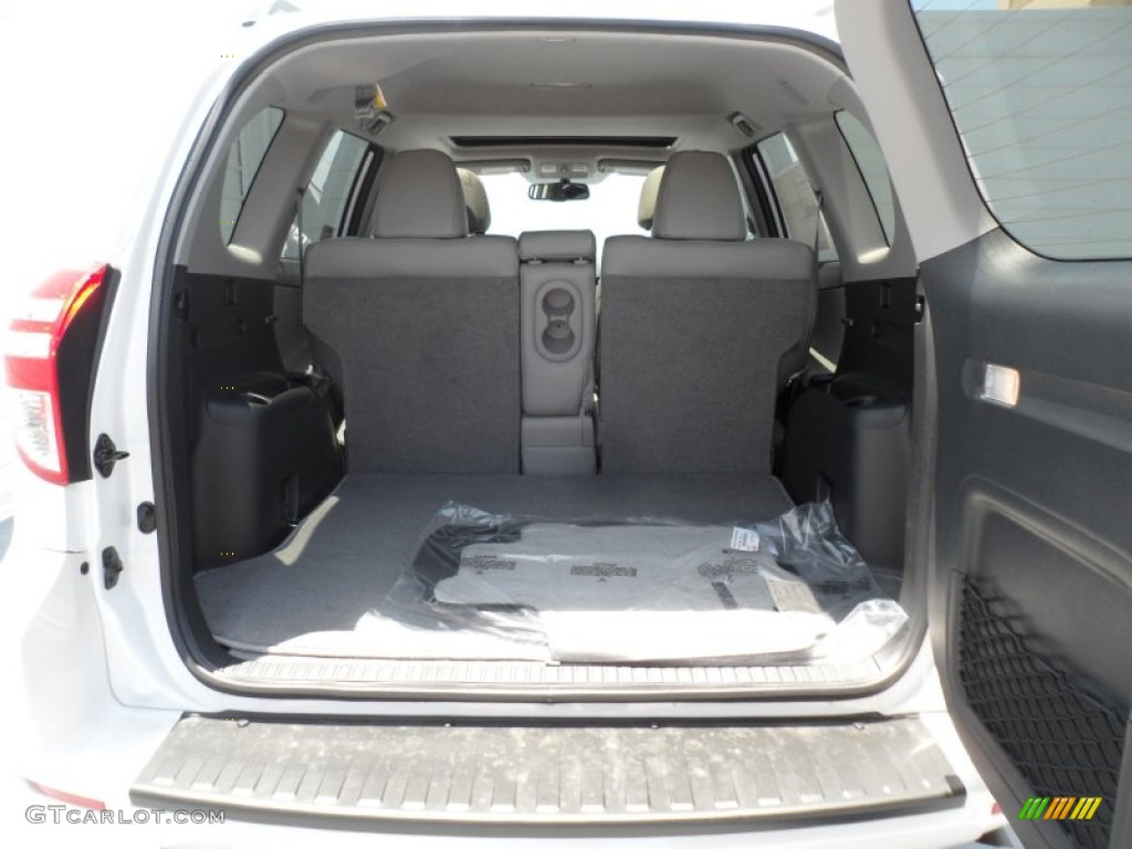 2012 Toyota Rav4 Limited Trunk Photos Gtcarlot Com