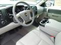2012 Silver Ice Metallic Chevrolet Silverado 1500 LT Extended Cab  photo #24