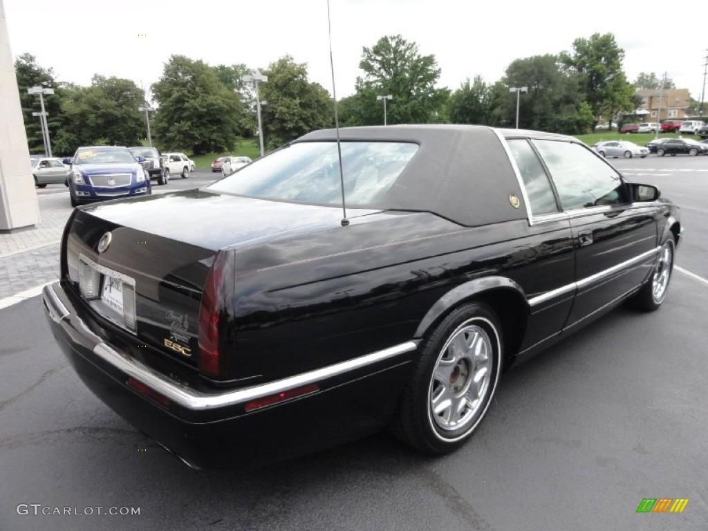 Sable Black 2002 Cadillac Eldorado Esc Exterior Photo 68758933