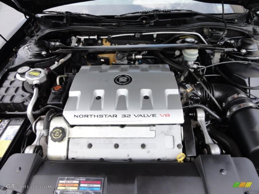 2002 Cadillac Eldorado Esc Engine Photos