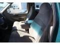Amazon Green Metallic - F150 XLT Regular Cab 4x4 Photo No. 6