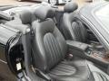 2003 Jaguar XK Charcoal Interior Interior Photo