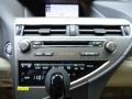 Parchment/Espresso Birds Eye Maple Controls Photo for 2013 Lexus RX #68764336