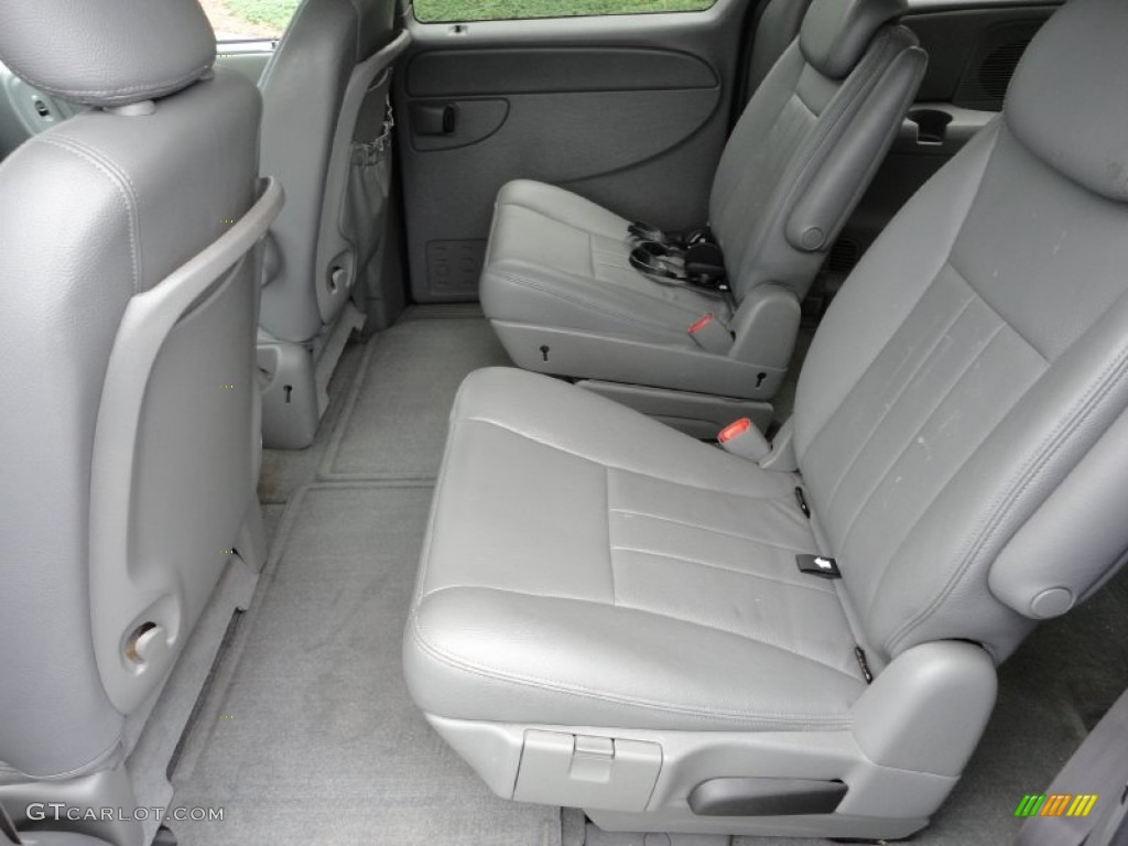 2005 dodge grand caravan sxt rear seat photo 68765488. Black Bedroom Furniture Sets. Home Design Ideas