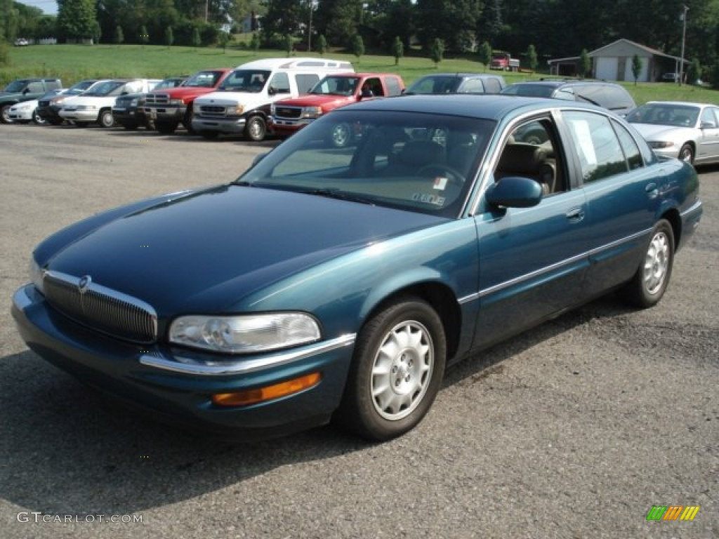 1997 buick park avenue ultra supercharged sedan exterior photos. Black Bedroom Furniture Sets. Home Design Ideas