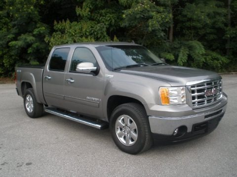 2009 gmc sierra 1500 hybrid crew cab 4x4 data info and specs. Black Bedroom Furniture Sets. Home Design Ideas