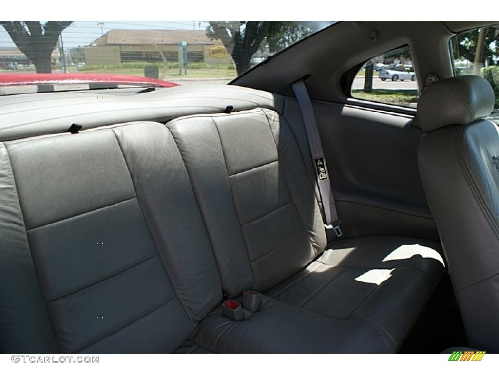2000 Mustang V6 Coupe - Laser Red Metallic / Medium Graphite photo #13