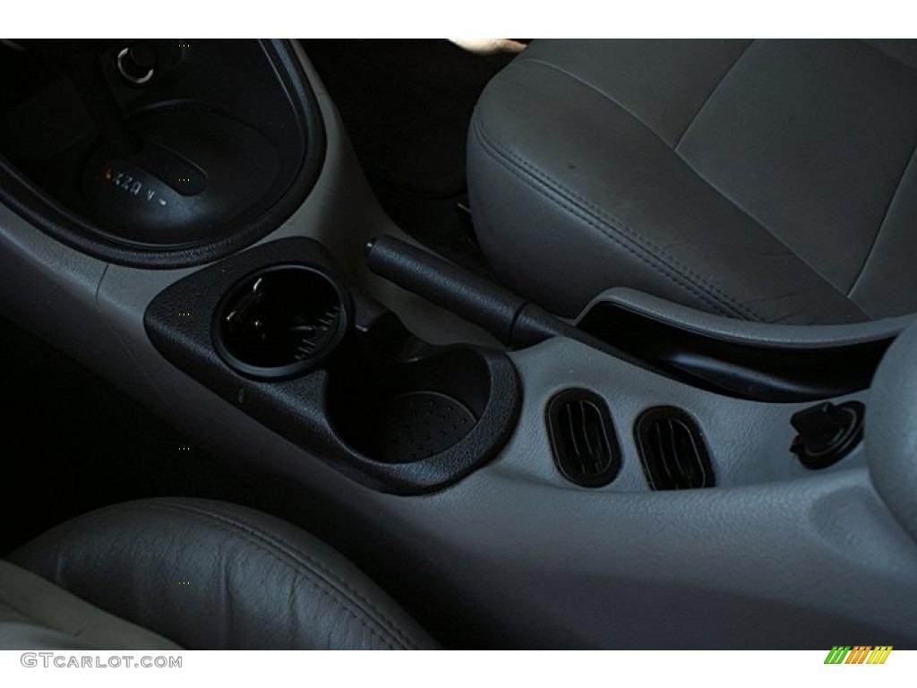 2000 Mustang V6 Coupe - Laser Red Metallic / Medium Graphite photo #22