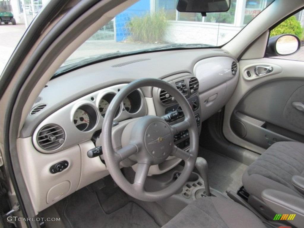 on 2004 Chrysler Pt Cruiser Color