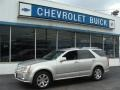 Light Platinum 2007 Cadillac SRX V8