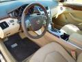 Cashmere/Ebony 2013 Cadillac CTS Interiors