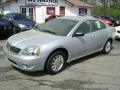 Liquid Silver Metallic 2008 Mitsubishi Galant ES