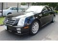 Black Ice 2009 Cadillac STS 4 V8 AWD