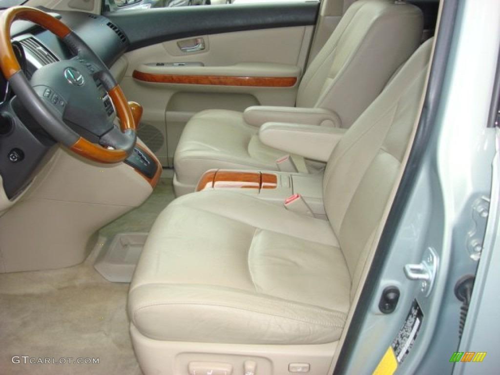 2008 Lexus RX 400h Hybrid interior Photo #68802660