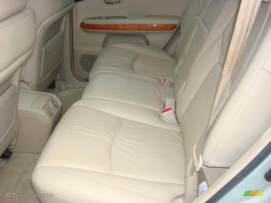 2008 Lexus RX 400h Hybrid interior Photo #68802670