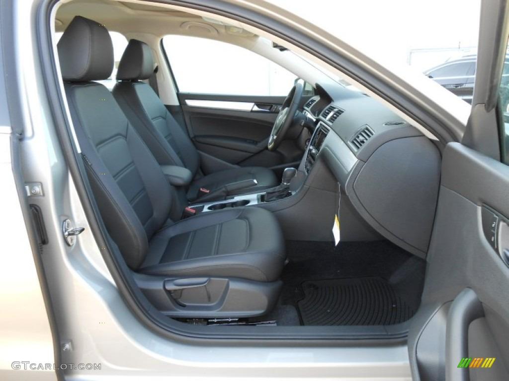2013 volkswagen passat 2 5l se interior photo 68813882. Black Bedroom Furniture Sets. Home Design Ideas