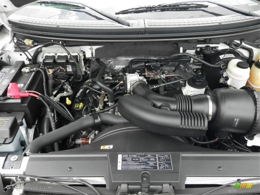 2008 ford f150 fx2 sport supercab 4 6 liter sohc 16 valve for Motor ford f150 v8
