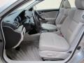Taupe 2009 Acura TSX Interiors