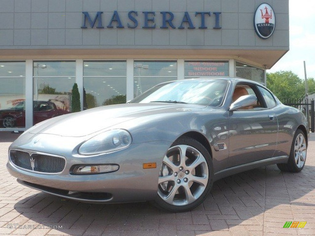 grigio alfieri metallic 2004 maserati coupe cambiocorsa. Black Bedroom Furniture Sets. Home Design Ideas
