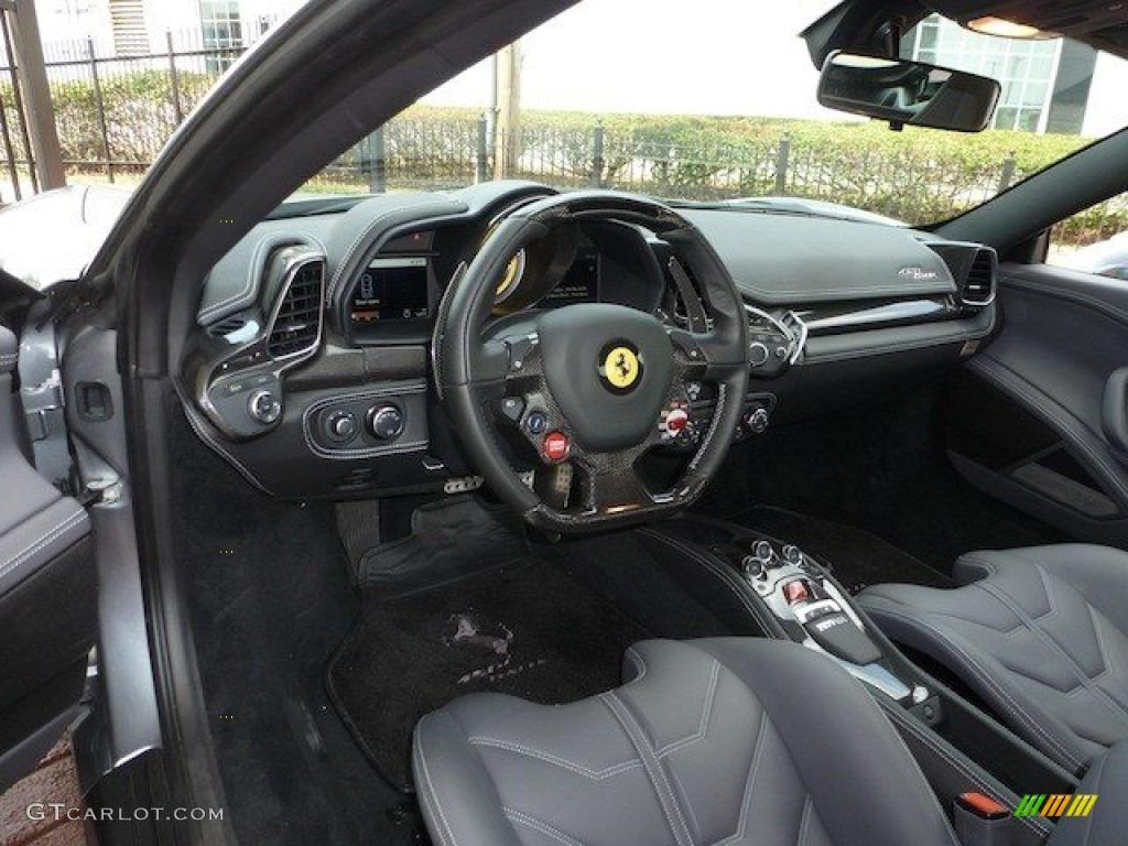 2012 ferrari 458 italia steering wheel interior manufacturer charcoal interior 2012 ferrari 458 italia photo 68825645 vanachro Gallery