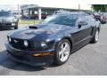 Black 2008 Ford Mustang Gallery