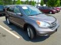 2011 Urban Titanium Metallic Honda CR-V EX-L  photo #2