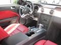 Red Leather Dashboard Photo for 2005 Ford Mustang #68834745