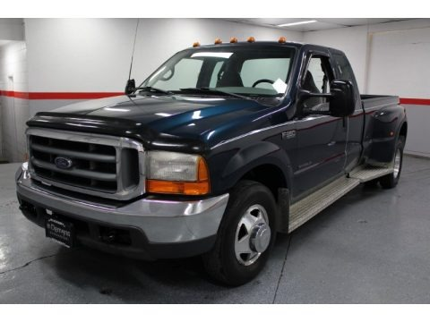 1999 Ford F350 Super Duty XLT SuperCab Dually Data, Info and Specs