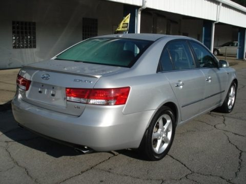 2007 hyundai sonata limited v6 data info and specs. Black Bedroom Furniture Sets. Home Design Ideas