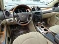 2009 Gold Mist Metallic Buick Enclave CX  photo #13