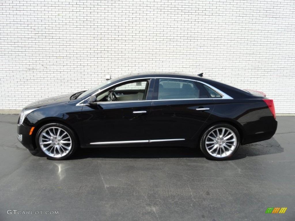 Black Raven 2013 Cadillac Xts Platinum Awd Exterior Photo 68842686