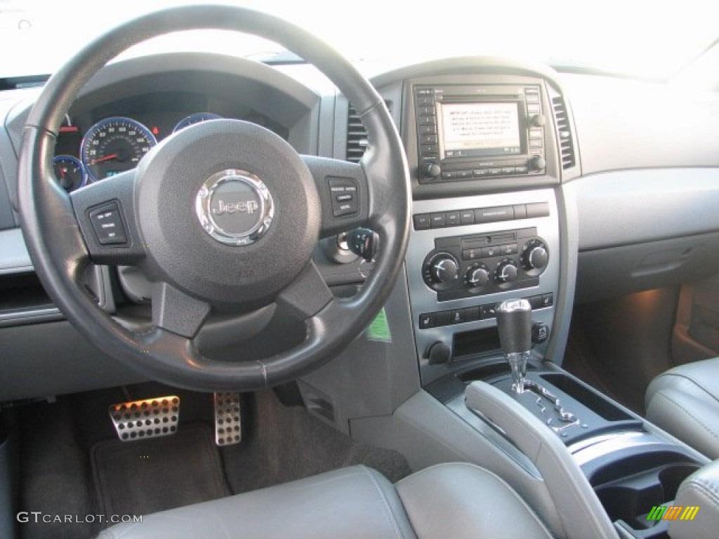 on 1995 Jeep Grand Cherokee Interior