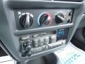 1999 Chevrolet Cavalier Medium Gray Interior Controls Photo