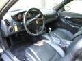Black Prime Interior Photo for 1999 Porsche 911 #68850633