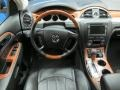 2009 Carbon Black Metallic Buick Enclave CXL AWD  photo #26