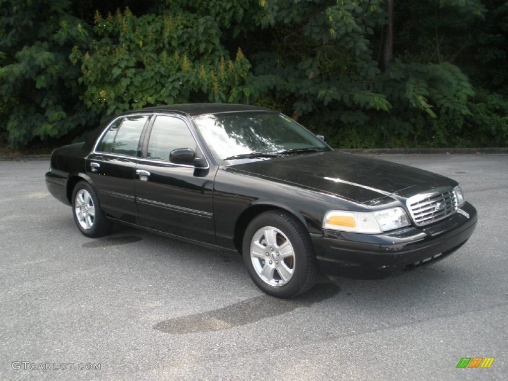 Black crown victoria black ford crown victoria