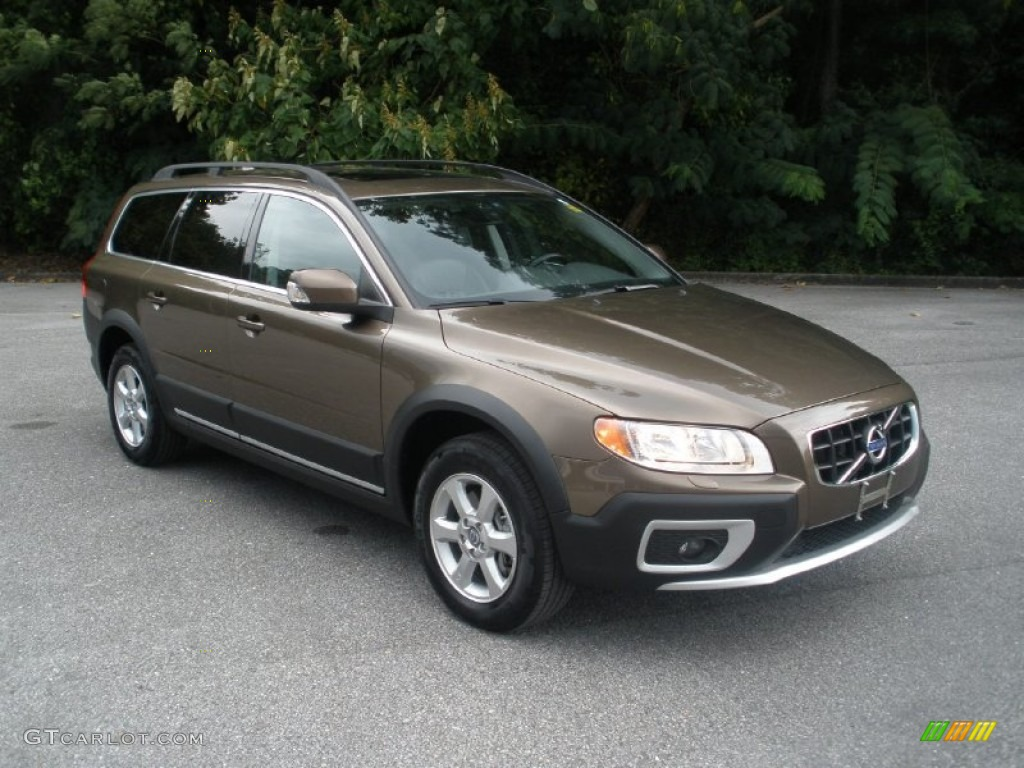 2012 Twilight Bronze Metallic Volvo XC70 3.2 #68830057