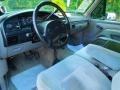 Opal Grey 1997 Ford F350 Interiors