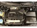 2000 Golf GLS 4 Door 1.8 Liter Turbocharged DOHC 20-Valve 4 Cylinder Engine