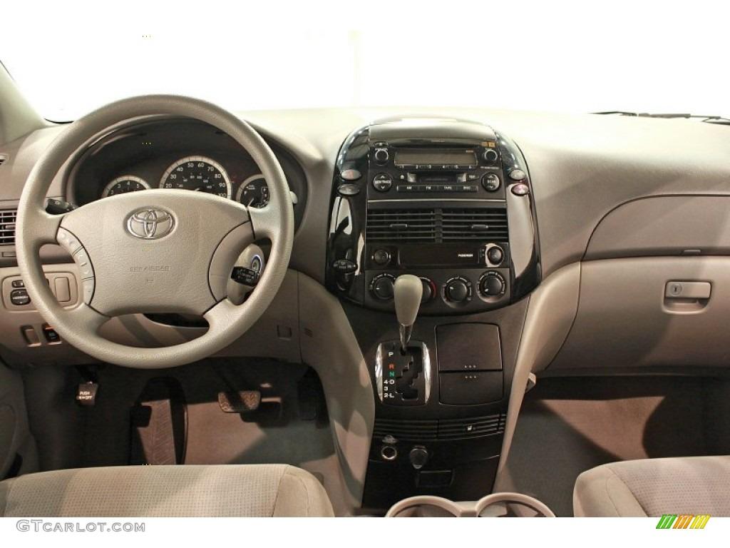 2004 Toyota Sienna Le Dashboard Photos Gtcarlot Com